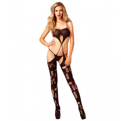 Leg Avenue Shredded Bodystocking