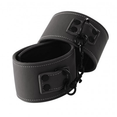 Lust Ankle Cuffs Black