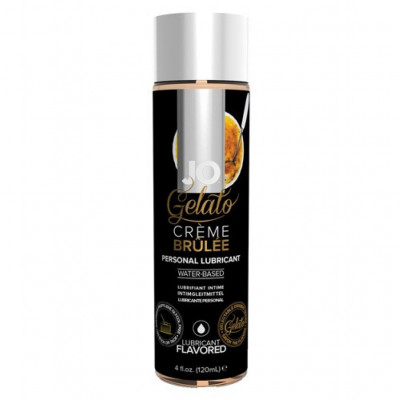 Jo Creme Brulee Gelato Water Based Lube 120 ml