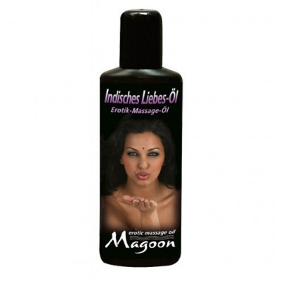 Magoon Indian Love Massage Oil 100ml