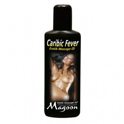 Magoon Caribic Fever Massage Oil 100ml