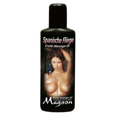 Magoon Spanish Fly Massage Oil 100ml