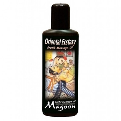 Magoon Oriental Ecstasy Massage Oil 100ml