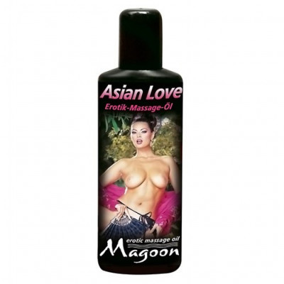 Magoon Asian Love Massage Oil 100ml