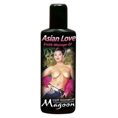 Magoon Asian Love Massage Oil 100ml