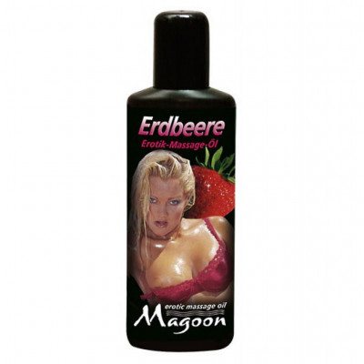 Magoon Strawberry Massage Oil 100ml