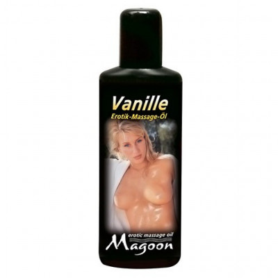 Magoon Vanilla Massage Oil 100ml