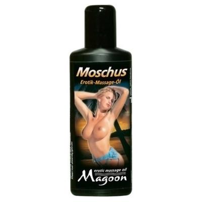 Magoon Musk Massage Oil 100ml