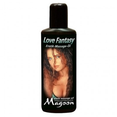Magoon Love Fantasy Massage Oil 100ml