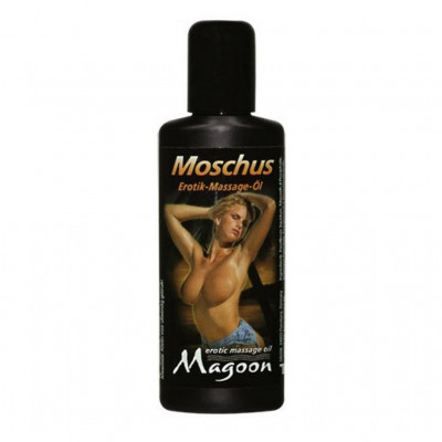 Magoon Musk Massage Oil 50ml