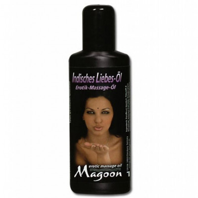 Magoon Indian Love Massage Oil 50ml