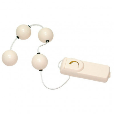 Foreplay Vibrating remote controlled Pleasure Balls