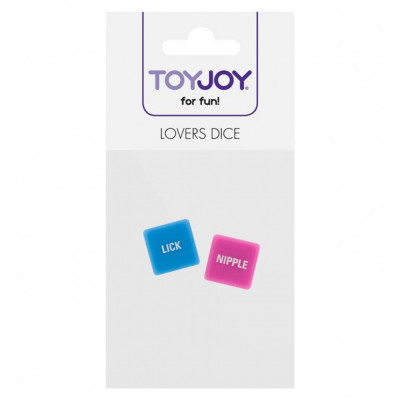 ToyJoy Lovers Dice