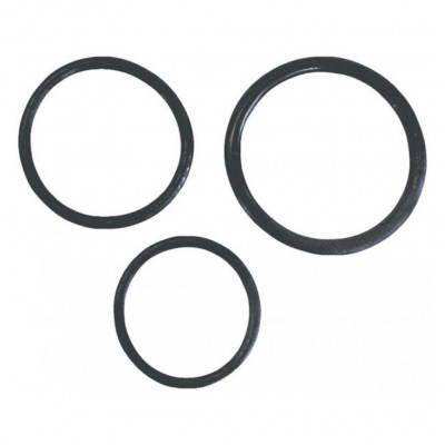 Three Cock Rings Set