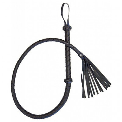 Braided bull whip