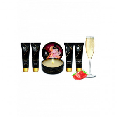 Geishas Secrets Set Strawberry