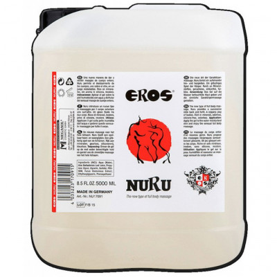 Eros Nuru Massage Gel 5000 ml
