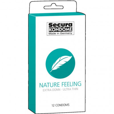 Secura Nature Feeling 12 condoms