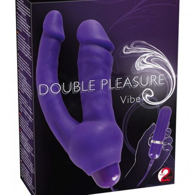 Double Pleasure Purple Vibe