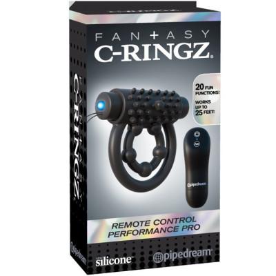 C-Ringz Remote Control Perforance Pro Black