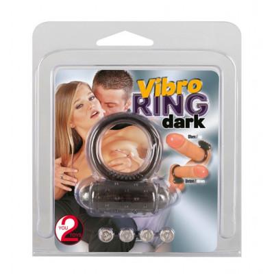 Vibro ring Black