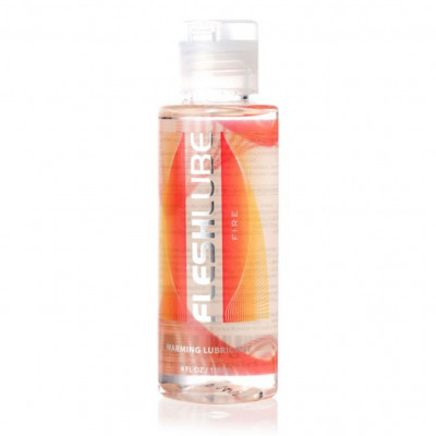 Fleshlight Fleshlube Fire Warming Lubricant 250ml