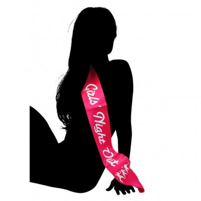Girls Night Out Party Sash