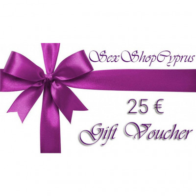 Gift Voucher 25 EUR