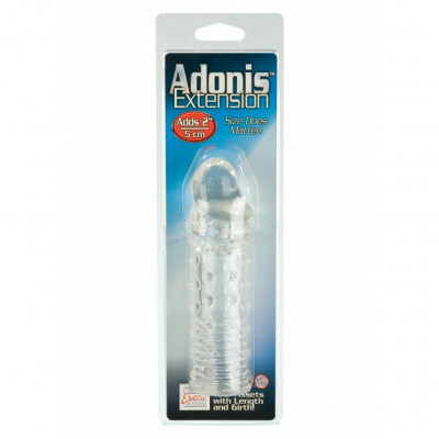 Adonis Extension Cock Sleeve by California Exotic Novelties