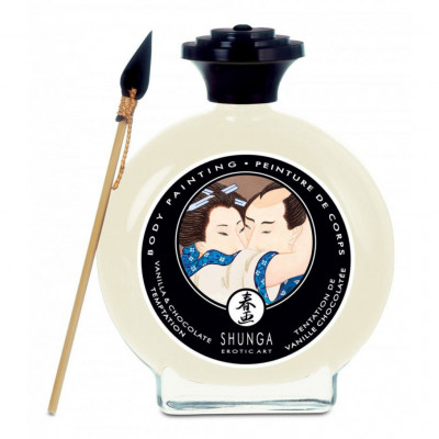 Shunga White Chocolate Body Paint 100ml