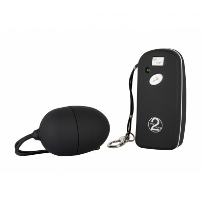 Remote controlled waterproof wireless mini black Egg