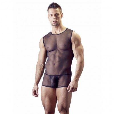 Transparent Slim Fit Body