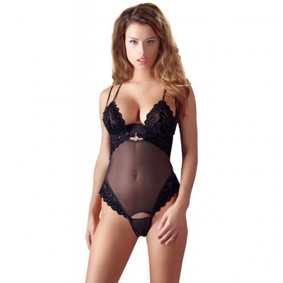 Cottelli Body with Removable Cups and String