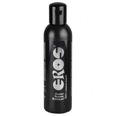 Λιπαντικό μέ Βάση τήν Σιλικόνη Eros 500 ml