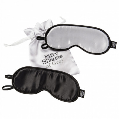 No Peeking Blindfold Set