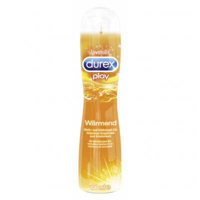Durex Play Warming Pleasure Gel 100 ml