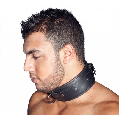 ZADO Leather Collar