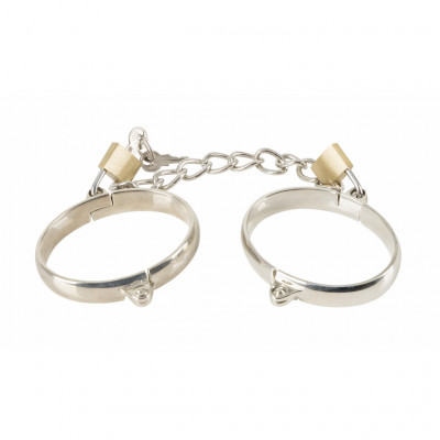 Bad Kitty Metal Handcuffs