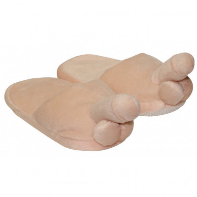 Penis Plush Slippers