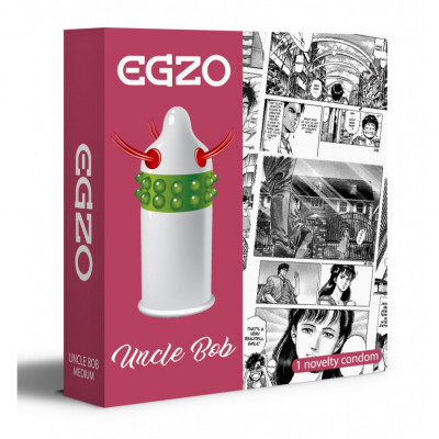 Egzo Condom Uncle Bob 1 Piece