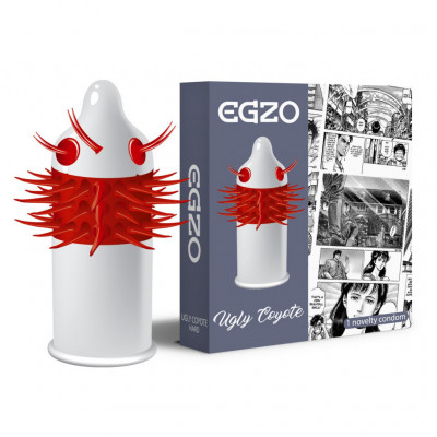 Egzo Condom Ugly Coyote 1 Piece