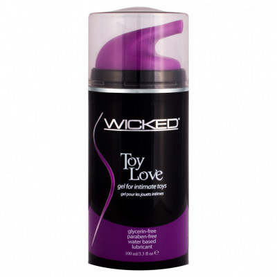 Sensual Care Toy Love Gel Black 100 ml