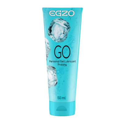 Egzo Go Delay Prolonging Gel 50ml
