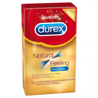 Durex Natural Feeling 12 Condoms