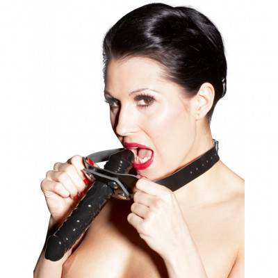 Zado Mouth Gag with Dildo