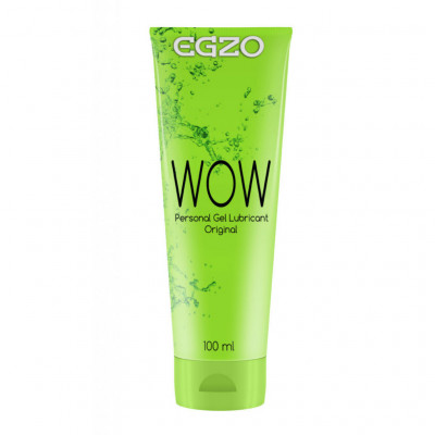 Egzo Wow Water Based Lube 100 ml