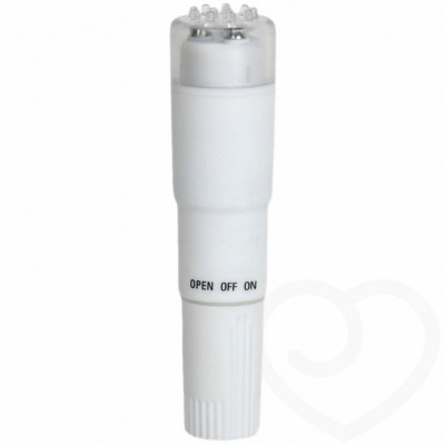 Pocket Rocket Vibrator White