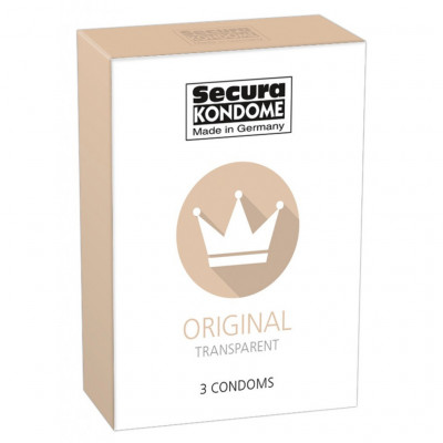 Secura Original 3 Condoms