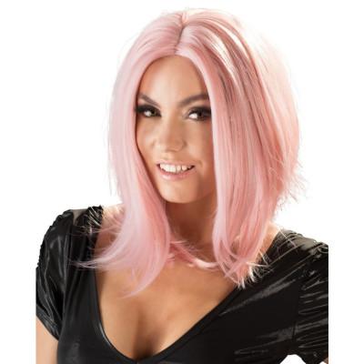 Σέξι Ροζέ περούκα για κάθε περίπτωση