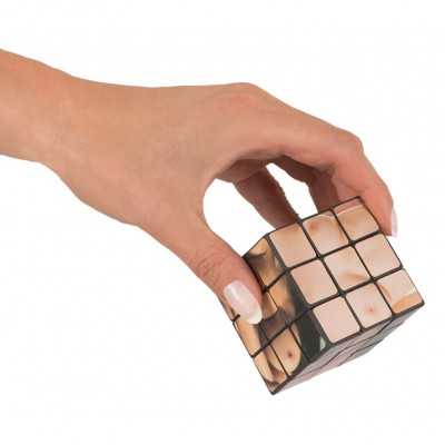 Boobs Rubiks Cube